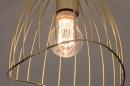 Plafondlamp 74327: modern, retro, eigentijds klassiek, art deco #6