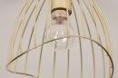 Plafondlamp 74327: modern, retro, eigentijds klassiek, art deco #7