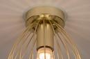 Plafondlamp 74327: modern, retro, eigentijds klassiek, art deco #8