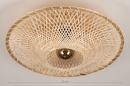 Plafondlamp 74328: landelijk, rustiek, modern, retro #1