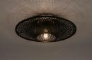Plafondlamp 74329: landelijk, rustiek, modern, retro #2