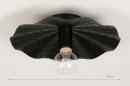 Plafondlamp 74330: landelijk, rustiek, modern, eigentijds klassiek #1