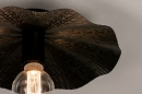 Plafondlamp 74330: landelijk, rustiek, modern, eigentijds klassiek #3