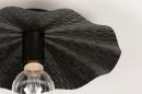 Plafondlamp 74330: landelijk, rustiek, modern, eigentijds klassiek #4