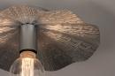 Plafondlamp 74331: landelijk, rustiek, eigentijds klassiek, metaal #3