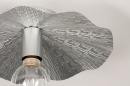 Plafondlamp 74331: landelijk, rustiek, eigentijds klassiek, metaal #4