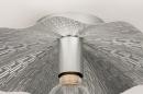 Plafondlamp 74331: landelijk, rustiek, eigentijds klassiek, metaal #5