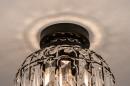 Plafondlamp 74334: landelijk, rustiek, klassiek, eigentijds klassiek #10