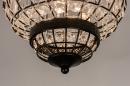 Plafondlamp 74334: landelijk, rustiek, klassiek, eigentijds klassiek #4