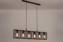 Hanglamp 74336: industrie, look, modern, metaal #2