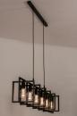 Hanglamp 74336: industrie, look, modern, metaal #3