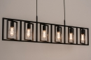 Hanglamp 74336: industrie, look, modern, metaal #4