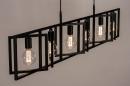 Hanglamp 74336: industrie, look, modern, metaal #7