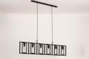 Hanglamp 74336: industrie, look, modern, metaal #8