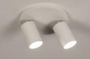 Plafondlamp 74342: design, modern, aluminium, metaal #5