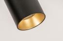Plafondlamp 74344: modern, eigentijds klassiek, aluminium, metaal #9