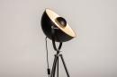 Vloerlamp 74360: industrie, look, modern, metaal #18