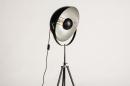 Vloerlamp 74360: industrie, look, modern, metaal #21
