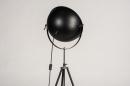 Vloerlamp 74360: industrie, look, modern, metaal #5