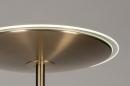 Vloerlamp 74361: modern, klassiek, eigentijds klassiek, messing #6