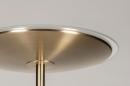 Vloerlamp 74361: modern, klassiek, eigentijds klassiek, messing #7