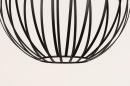 Hanglamp 74367: modern, eigentijds klassiek, art deco, messing #12