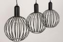 Hanglamp 74368: industrie, look, modern, metaal #12