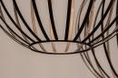 Hanglamp 74368: industrie, look, modern, metaal #13