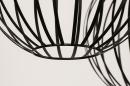 Hanglamp 74368: industrie, look, modern, metaal #14