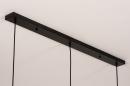 Hanglamp 74368: industrie, look, modern, metaal #16