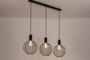 Hanglamp 74368: industrie, look, modern, metaal #2