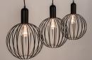 Hanglamp 74368: industrie, look, modern, metaal #8