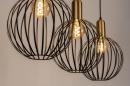 Hanglamp 74369: landelijk, rustiek, modern, eigentijds klassiek #4