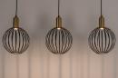 Hanglamp 74369: landelijk, rustiek, modern, eigentijds klassiek #8