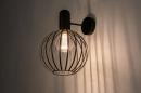 Wandlamp 74370: industrie, look, landelijk, rustiek #2