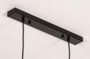 Hanglamp 74378: design, modern, glas, wit opaalglas #18