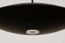 Hanglamp 74380: design, modern, metaal, zwart #9