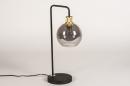 Tafellamp 74394: modern, retro, eigentijds klassiek, art deco #4