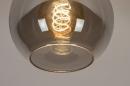 Plafondlamp 74395: modern, retro, eigentijds klassiek, art deco #7