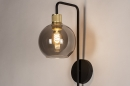 Wandlamp 74397: modern, retro, eigentijds klassiek, art deco #4