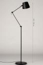Vloerlamp 74424: industrie, look, modern, metaal #1