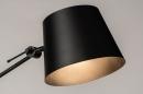 Vloerlamp 74424: industrie, look, modern, metaal #6
