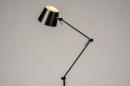 Vloerlamp 74425: industrie, look, modern, metaal #4