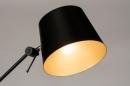Vloerlamp 74425: industrie, look, modern, metaal #6