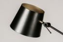 Vloerlamp 74425: industrie, look, modern, metaal #8