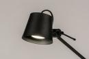 Vloerlamp 74427: industrie, look, modern, metaal #7