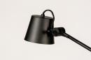 Vloerlamp 74427: industrie, look, modern, metaal #8
