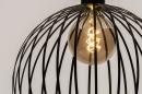 Hanglamp 74430: landelijk, rustiek, modern, eigentijds klassiek #2
