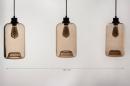 Hanglamp 74444: landelijk, rustiek, modern, retro #12