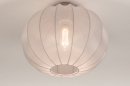 Plafondlamp 74454: landelijk, rustiek, modern, retro #3
